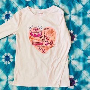 Cat & Jack | Girls Long Sleeve Top